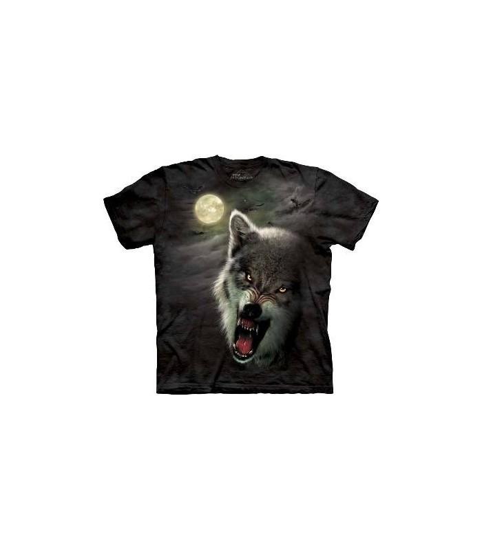 T-Shirt Race de la Nuit par The Mountain
