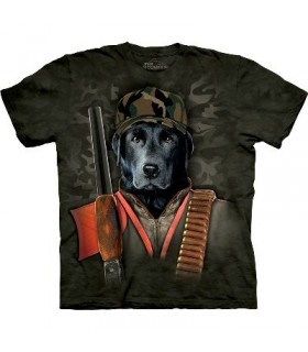 T-Shirt Chasseur de Canards par The Mountain