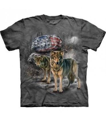 T-Shirt Rocher de la Fierté par The Mountain