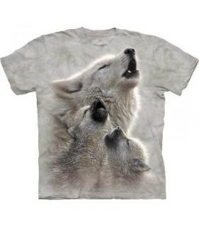 T-Shirt Leçons de Chant par The Mountain