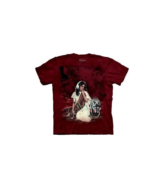 White Robe - Indians Shirt The Mountain
