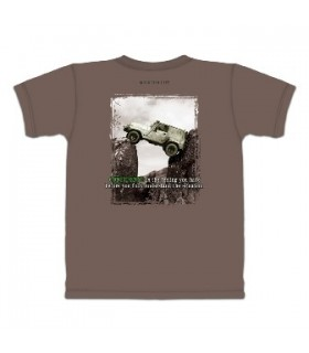 T-Shirt 4WD Confidence par The Mountain