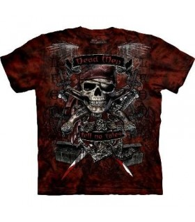 Dead Men - Pirate Shirt The Mountain