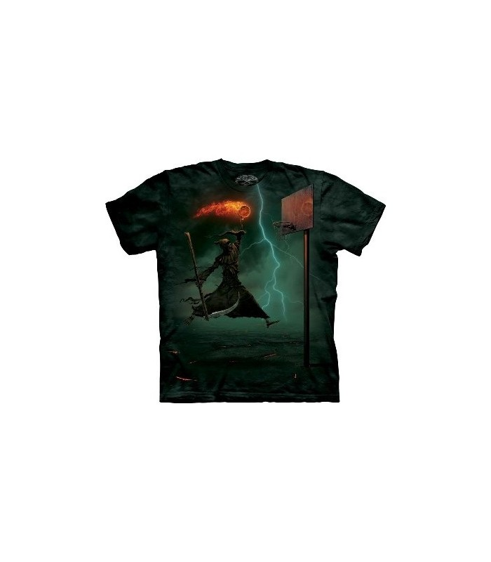 T-Shirt La Mort par The Mountain