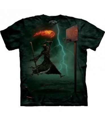 Death Does It fantasyT-Shirt from the Mountain