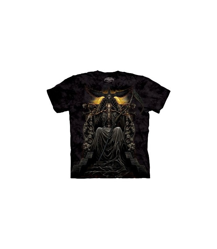 Death Throne Fantasy T-Shirt from The Mountain