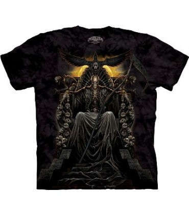T-Shirt Trône de la Mort par The Mountain