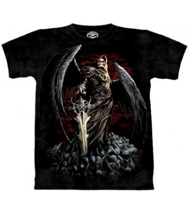 T-Shirt Souhait de la Mort par The Mountain