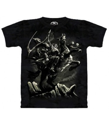 T-Shirt Cheval Pâle par The Mountain