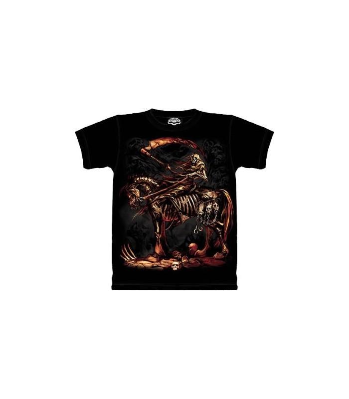 La Faux - T-shirt Fantasy par The Mountain