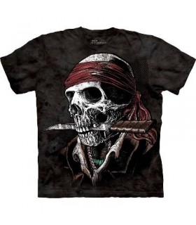 T-Shirt Pirate Mort-Vivant par The Mountain