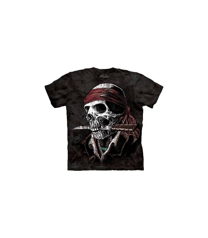 T-Shirt Pirate Mort-Vivant par The Mountain