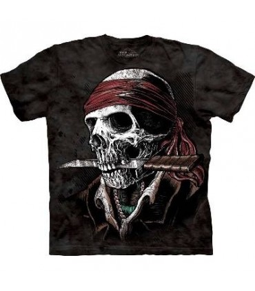 Undead Pirate T Shirt from the Mountain