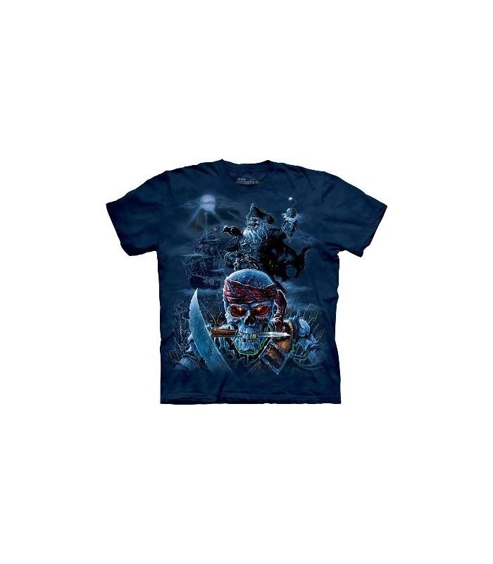 T-Shirt Pirates Zombies par The Mountain