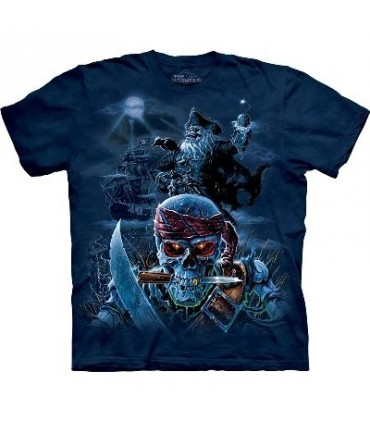 T-Shirt Pirates Zombies par The Mountain