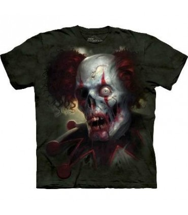T-Shirt Zombini par The Mountain