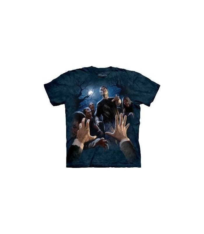 Dernier souffle - T-shirt Zombie par The Mountain