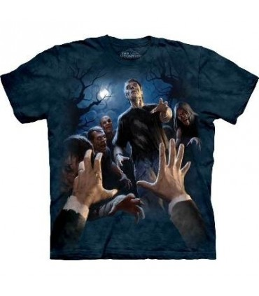 Last Breath - Dark Fantasy T Shirt by the Mountain
