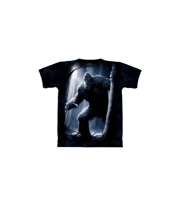 Sasquatch - T-Shirt Fantasy par The Mountain