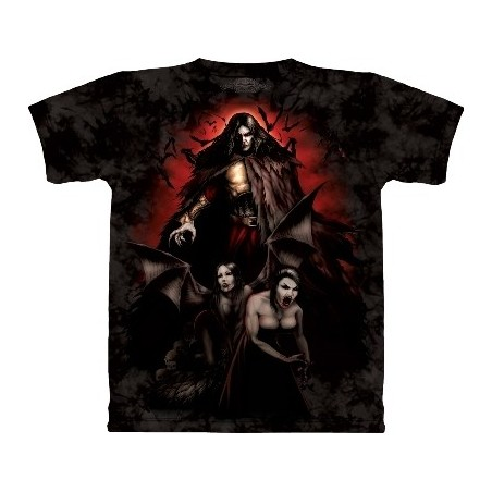 Vlad - T-Shirt Vampire par The Mountain