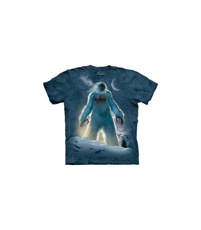 T-Shirt Yeti par The Mountain