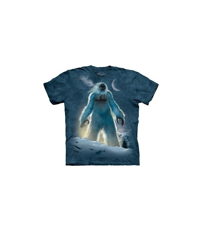 Yeti - Fantasy T Shirt by the Mountain