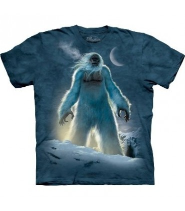 Yeti - Fantasy T Shirt by the Mountain