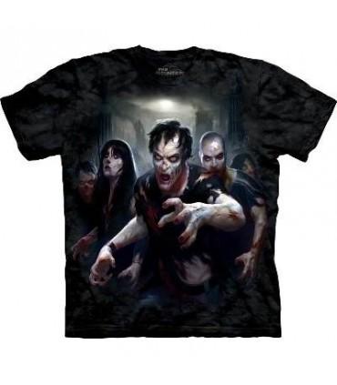 T-Shirt Zombie Apocalypse par The Mountain