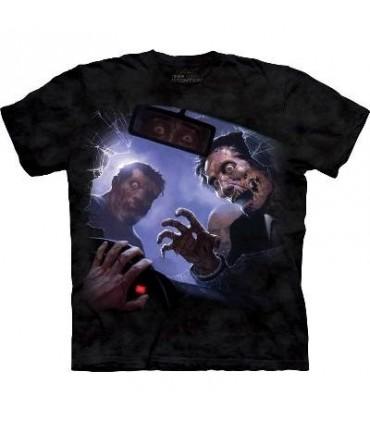 T-Shirt Zombie Accident par The Mountain