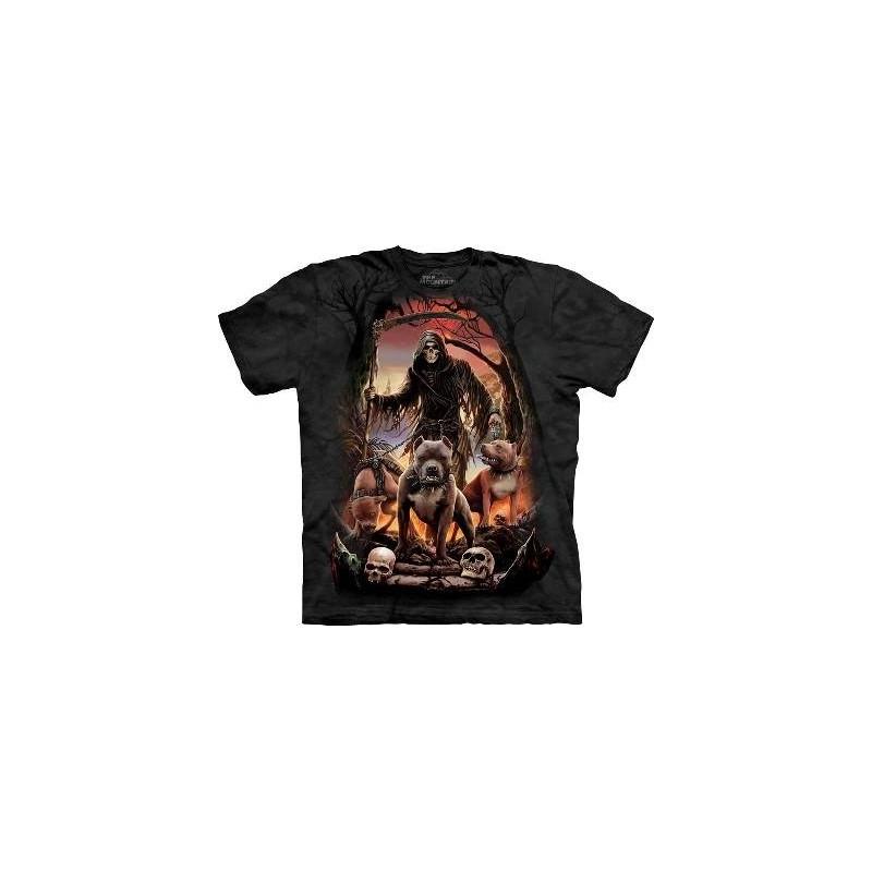 T-Shirt Meute de la Mort par The Mountain