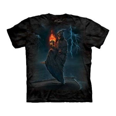 Deathball - Fantasy T Shirt by the Mountain