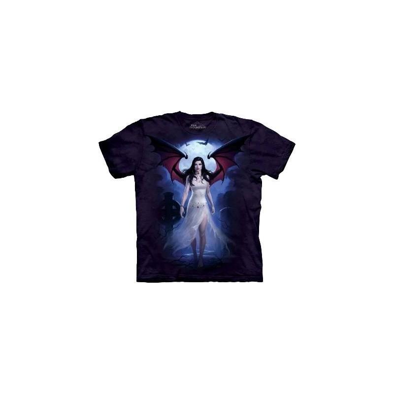 T-Shirt la Nuit du Vampire par The Mountain