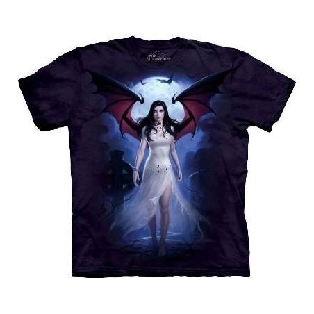 Vampire Night FantasyT Shirt from the Mountain