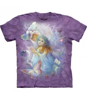 Flower Fairy - Fairy T Shirt by the Mountain