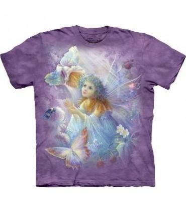 T-Shirt Fée Fleurie par The Mountain