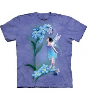 Forget Me Not-Fairy Shirt The Mountain