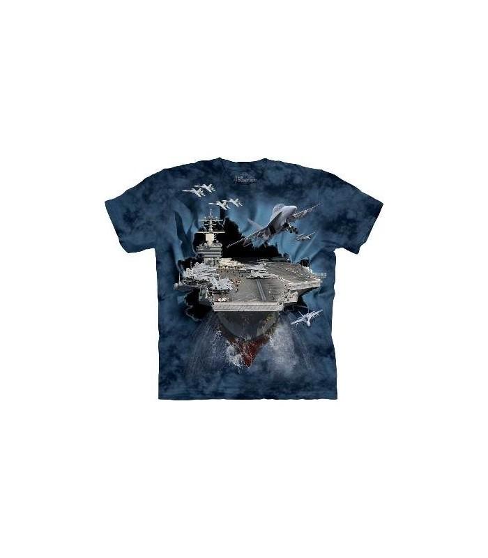 T-Shirt Porte Avions par The Mountain