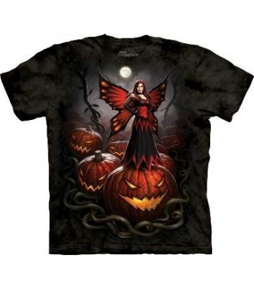 Halloween Fairy - Fantasy T Shirt by the Mountain