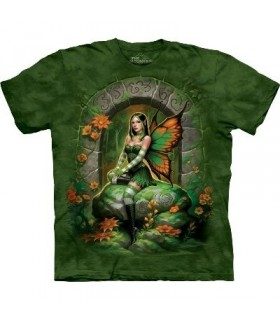 T-Shirt Fée de Jade par The Mountain