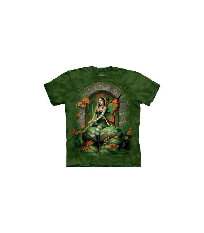 Jade Fairy - Fairy T Shirt by the Mountain