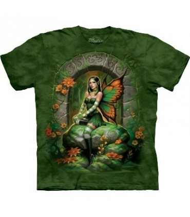 Jade Fairy - Fairy T Shirt by the Mountain