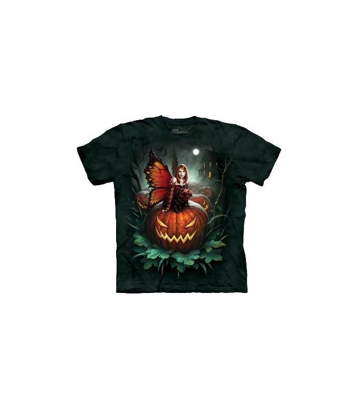 Pumpkin Fairy - Fantasy T Shirt by the Mountain