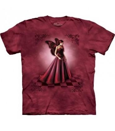 Rubis - T-shirt Fée par The Mountain
