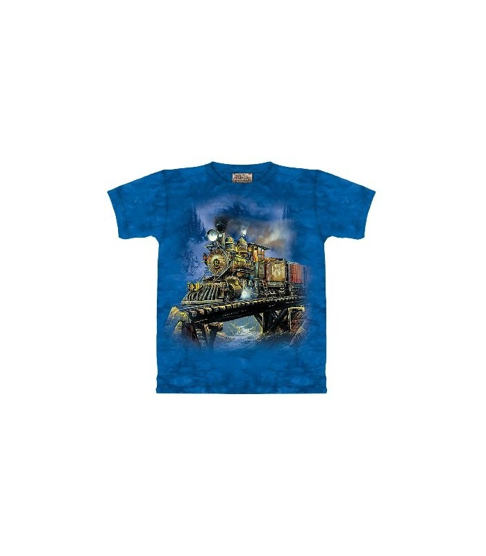 Haulin' ore - Western Shirt Mountain