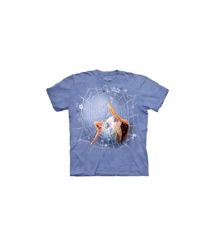 La Fée qui se Balance - T-shirt féerique par The Mountain