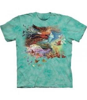 Spirit of Flight - Fairy Shirt Mountain