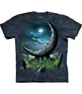 Moonstone - Fantasy Shirt Mountain Evol