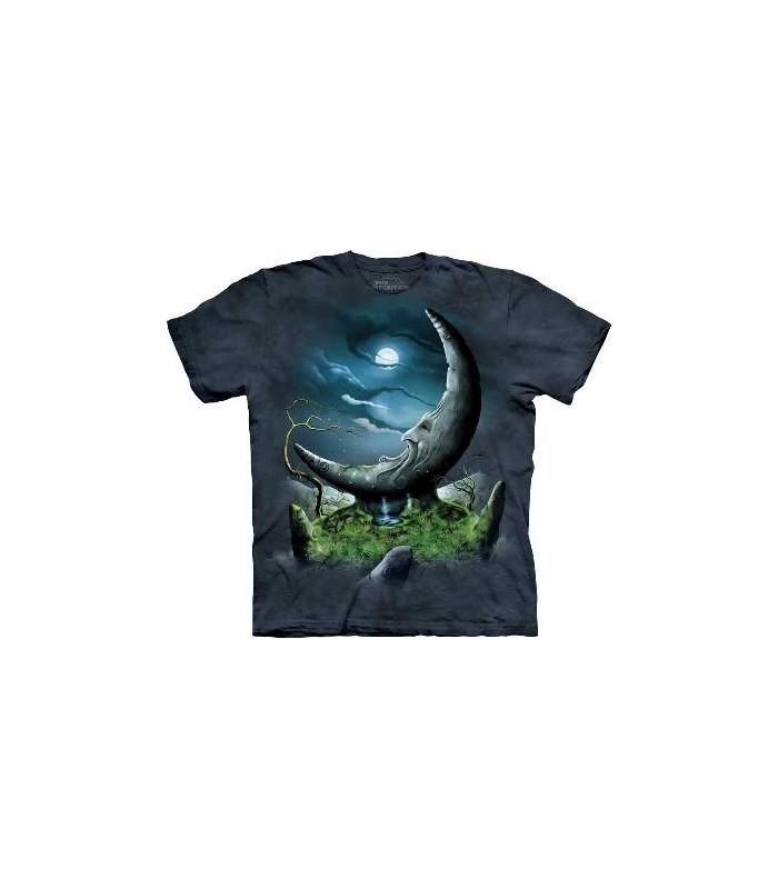 Lune de Pierre - T-shirt Métaphysique par The Mountain