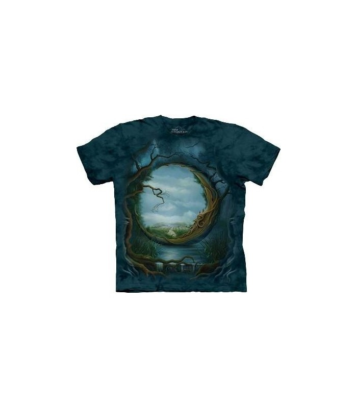 Night & Day - Metaphysical T Shirt by the Mountain