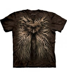 Oak Man - Metaphysical T Shirt by the Mountain